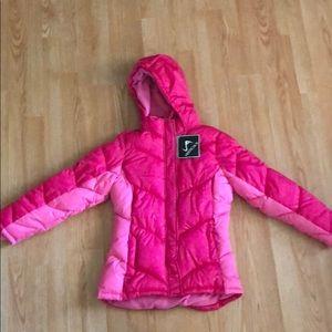 Jackets & Blazers - New hot pink puffer jacket